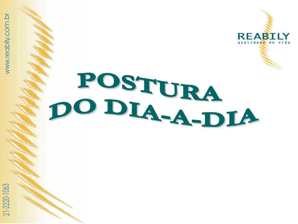 POSTURA DO DIA-A-DIA