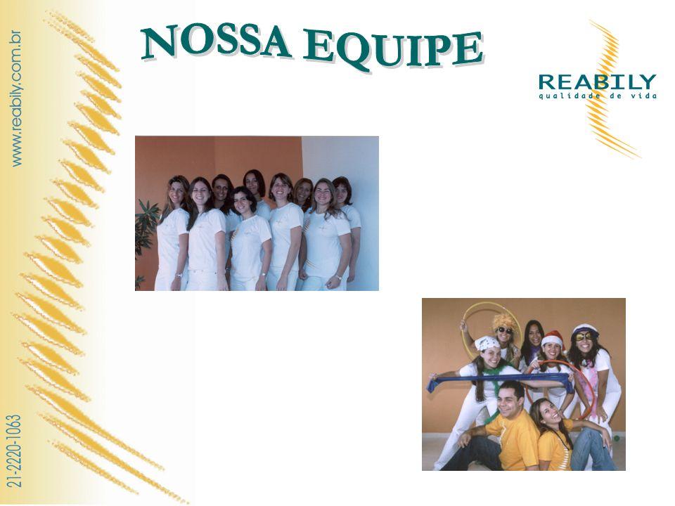 NOSSA EQUIPE
