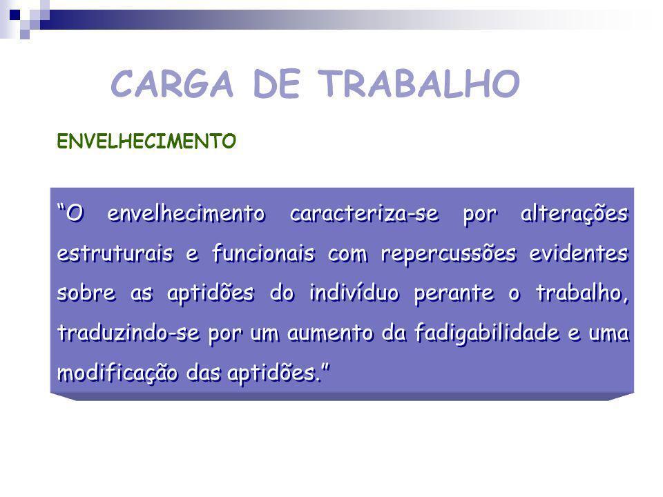 CARGA DE TRABALHO ENVELHECIMENTO.