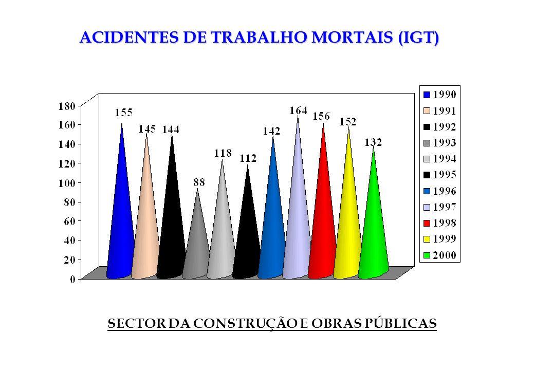ACIDENTES DE TRABALHO MORTAIS (IGT)