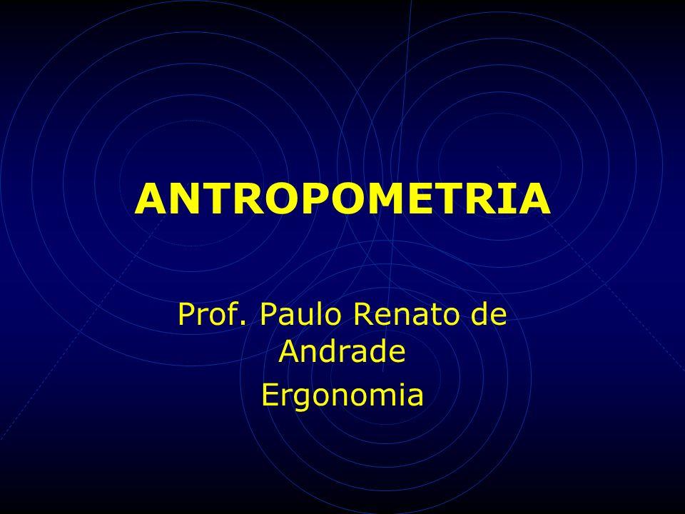 Prof. Paulo Renato de Andrade Ergonomia