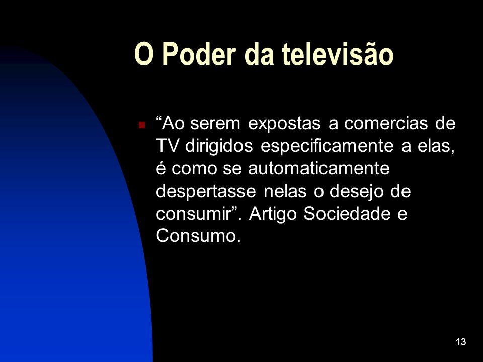 O Poder da televisão