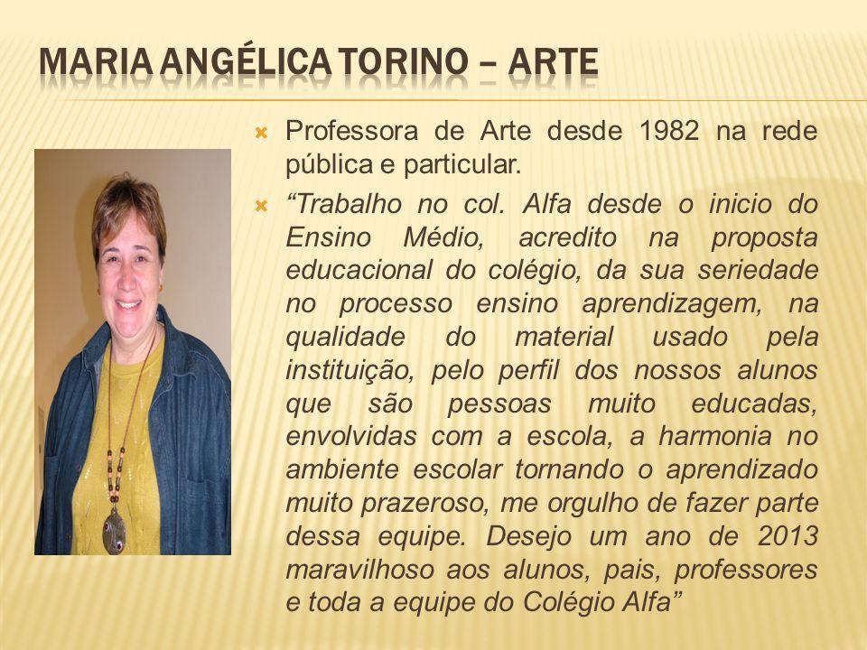 Maria Angélica Torino – Arte