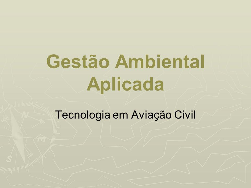 Gestão Ambiental Aplicada