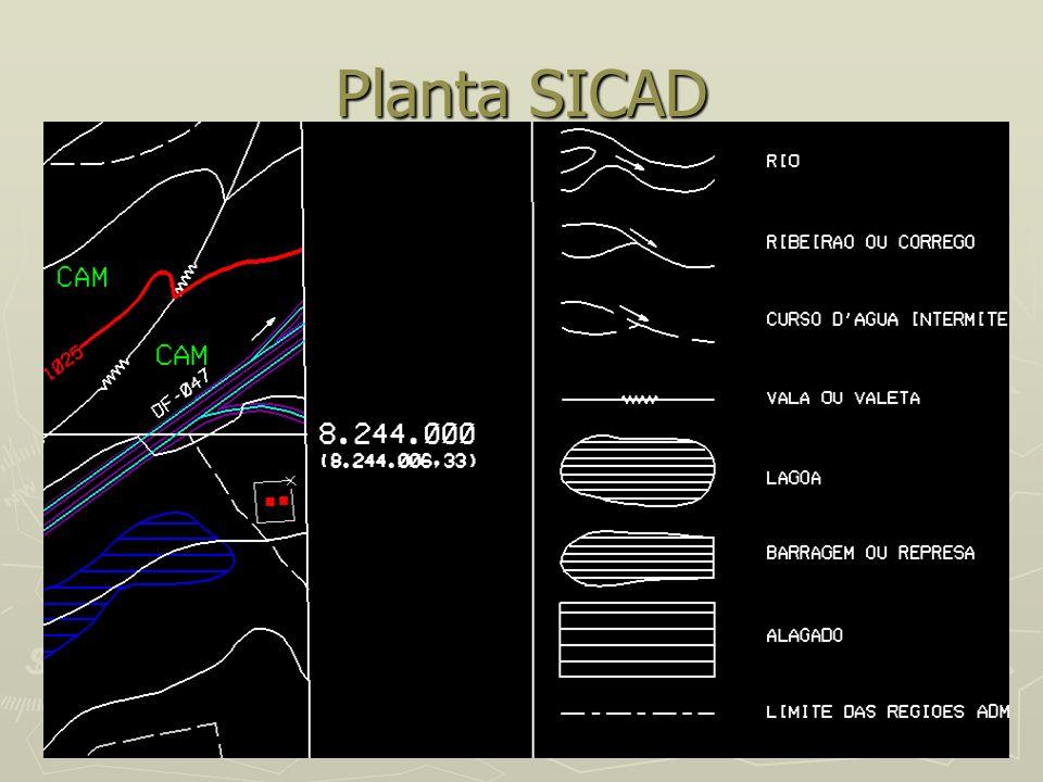Planta SICAD