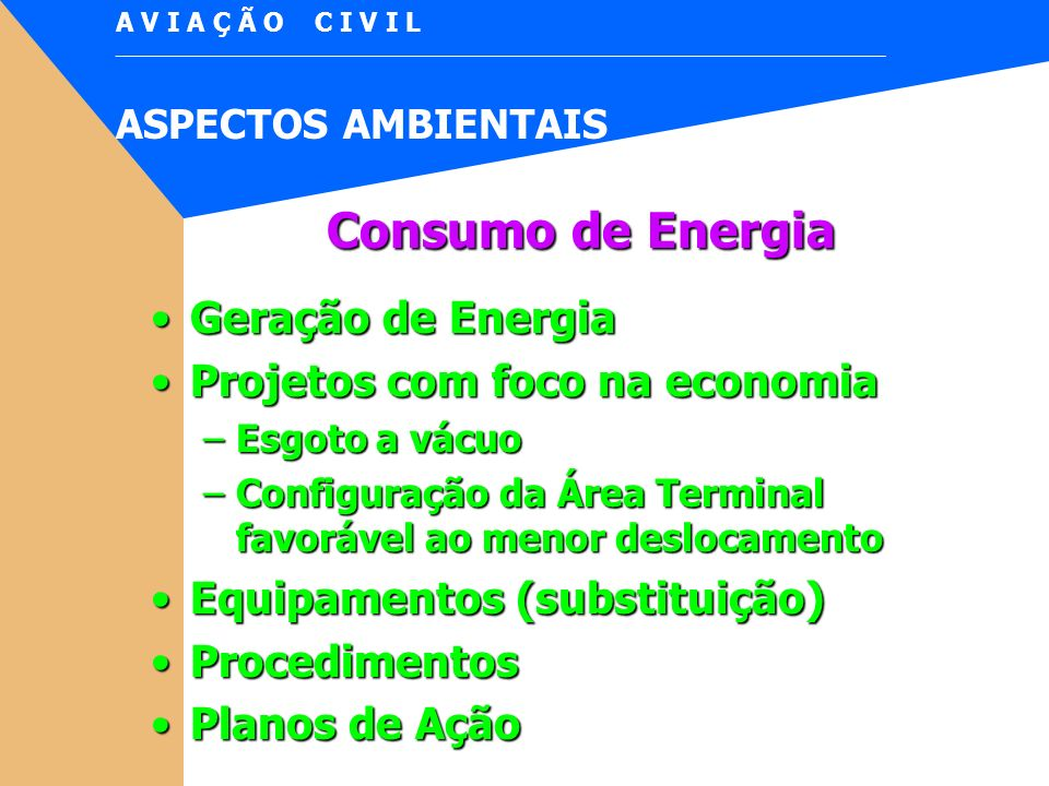 Consumo de Energia Geração de Energia Projetos com foco na economia