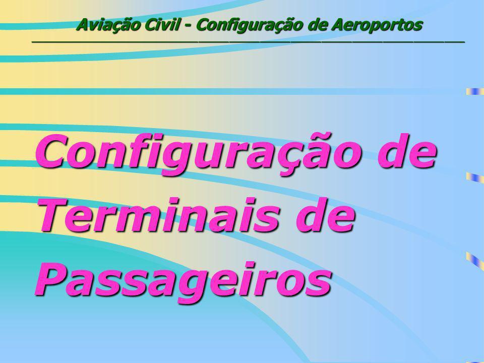 Configuração de Terminais de Passageiros