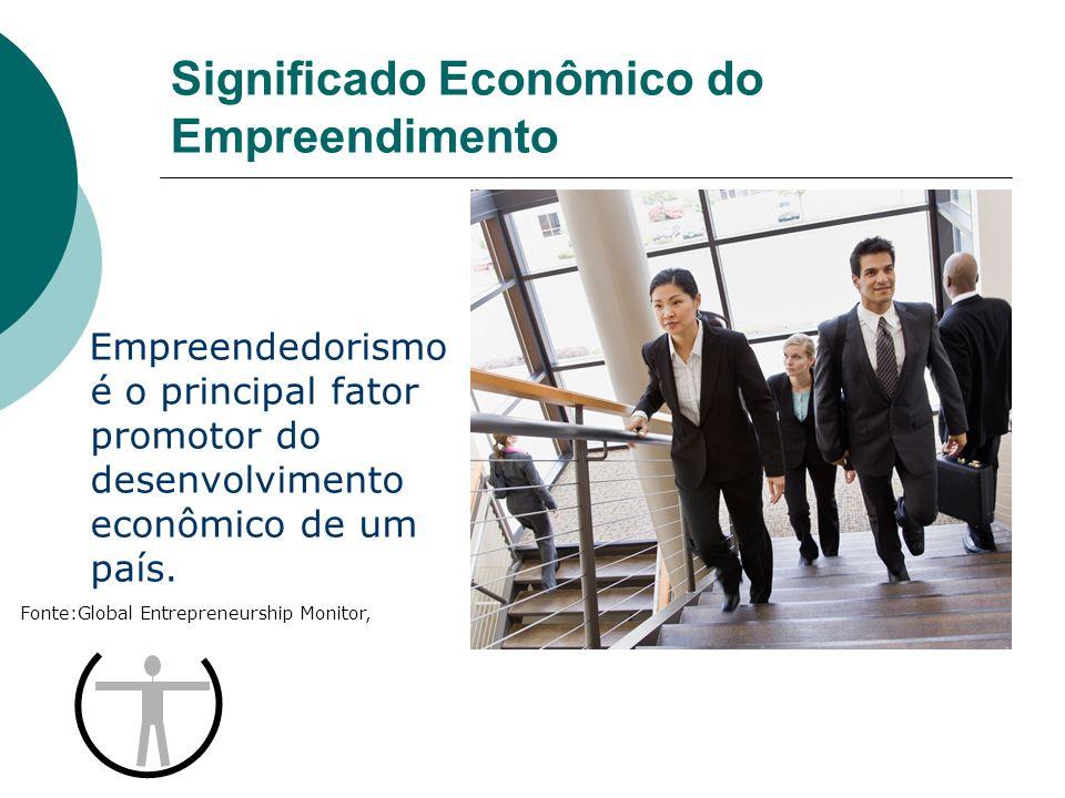 Significado Econômico do Empreendimento