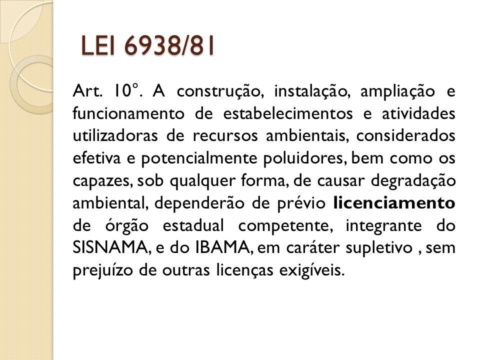 LEI 6938/81