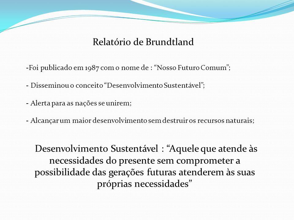 Relatório de Brundtland