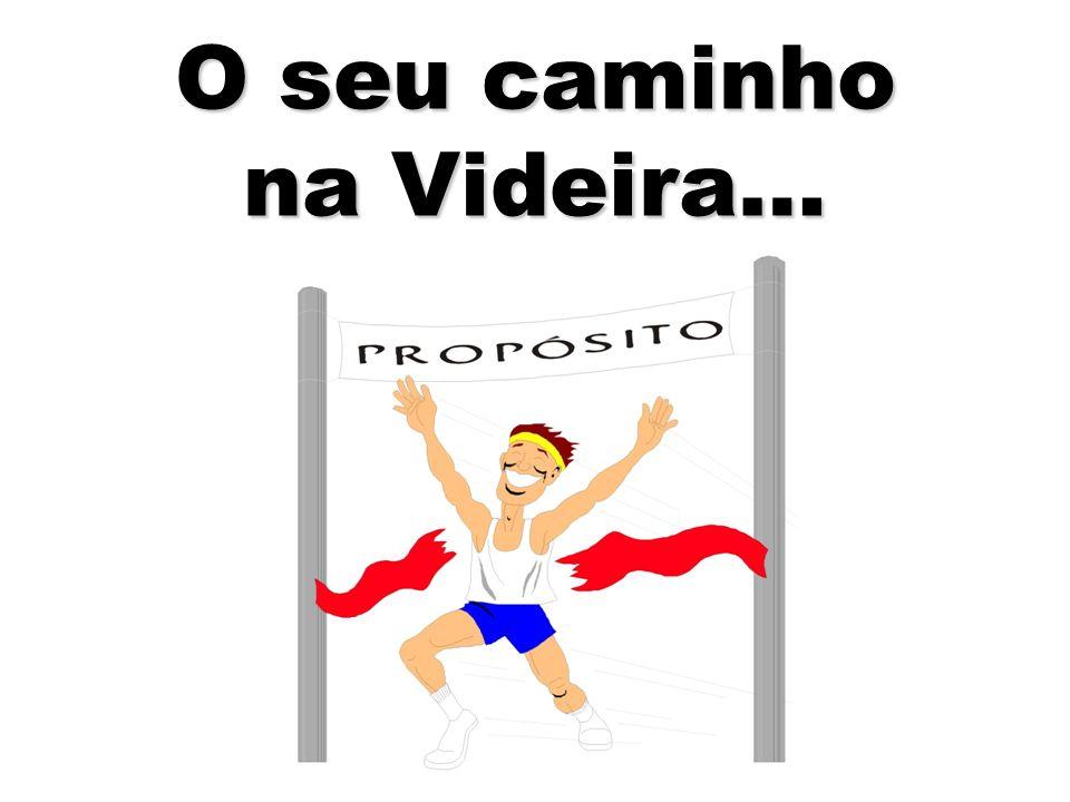 O seu caminho na Videira…
