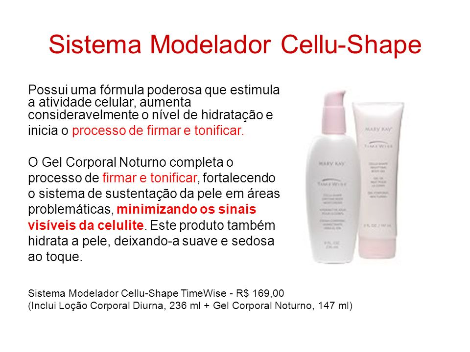 Sistema Modelador Cellu-Shape