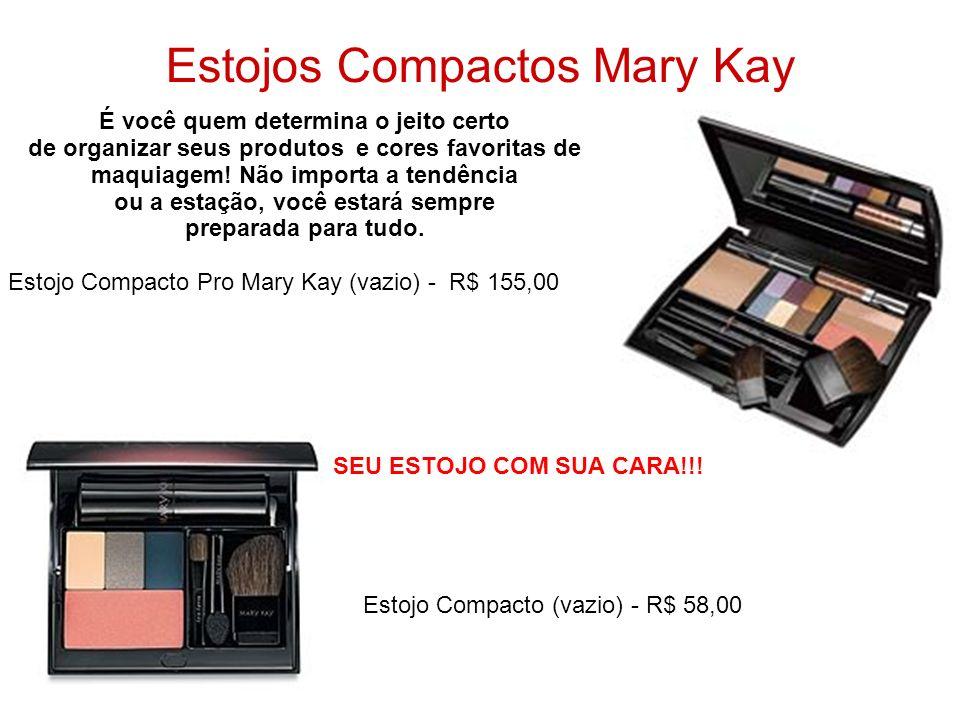 Estojos Compactos Mary Kay