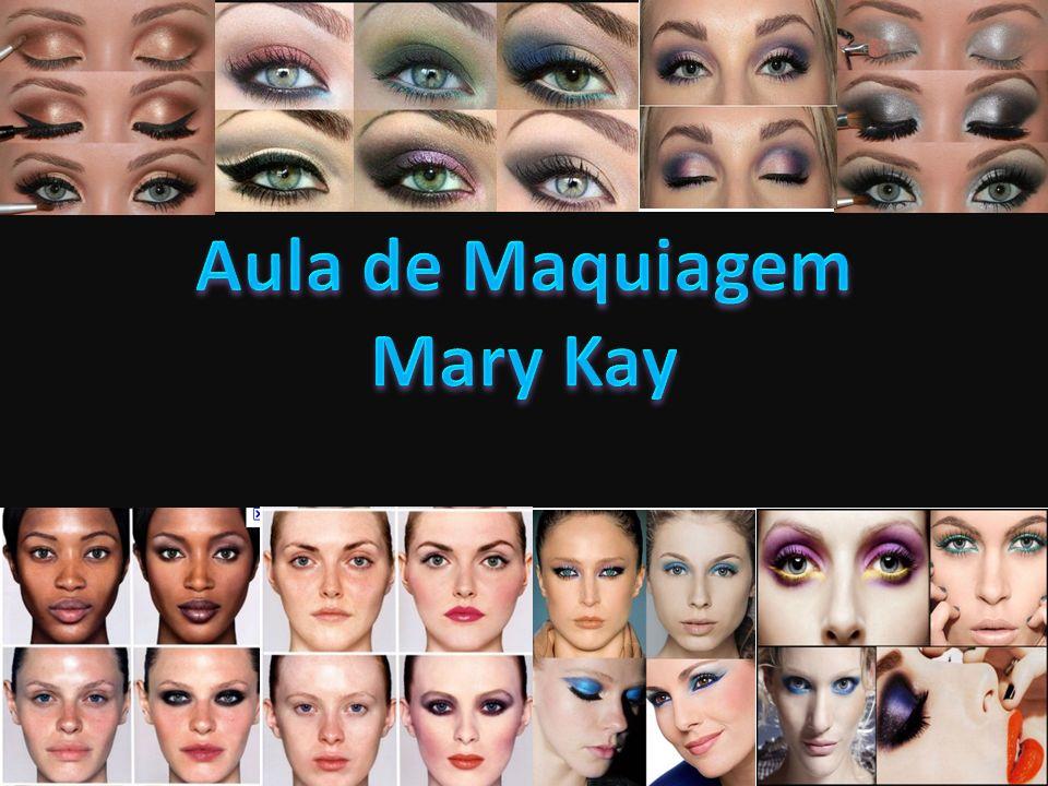 Aula de Maquiagem Mary Kay
