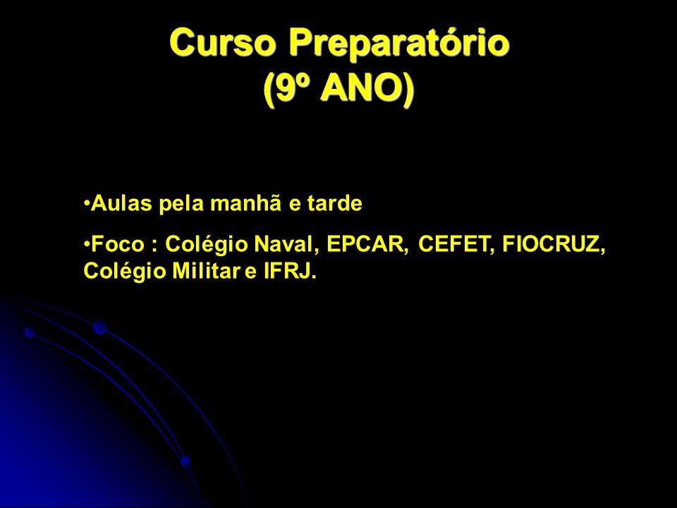 Curso Preparatório (9º ANO)