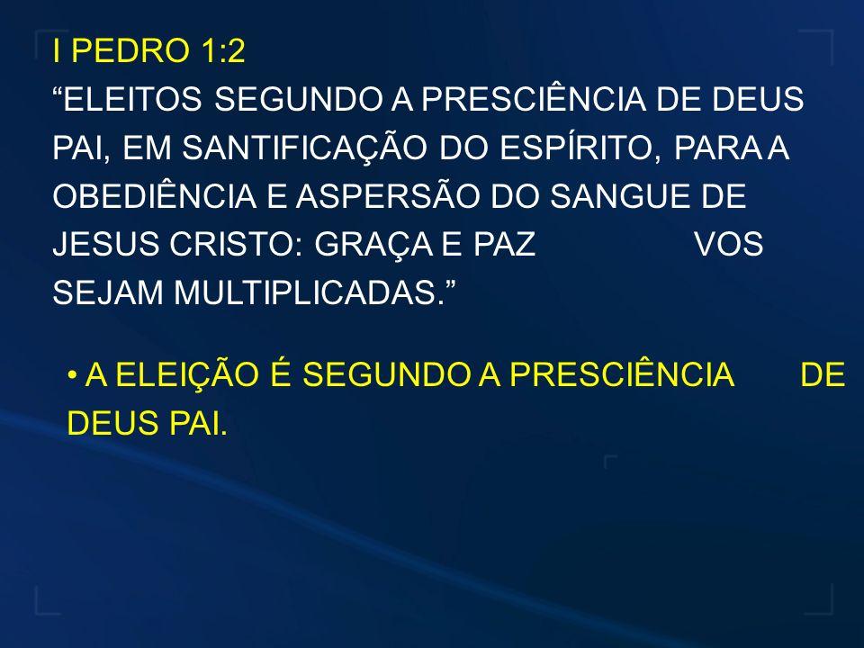 I PEDRO 1:2