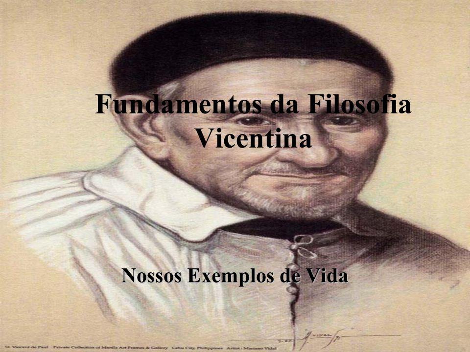 Fundamentos da Filosofia Vicentina