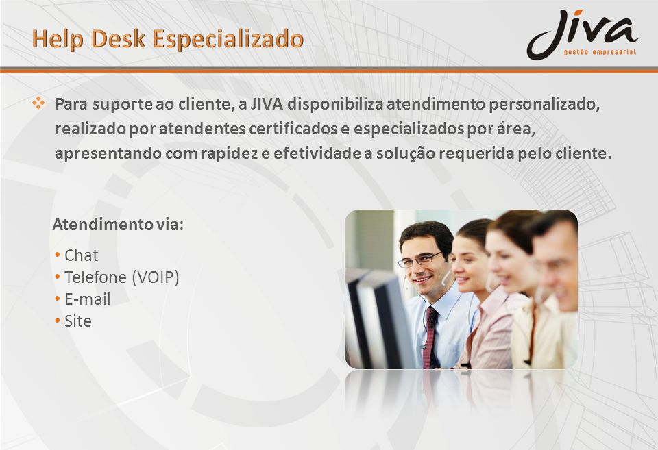 Help Desk Especializado