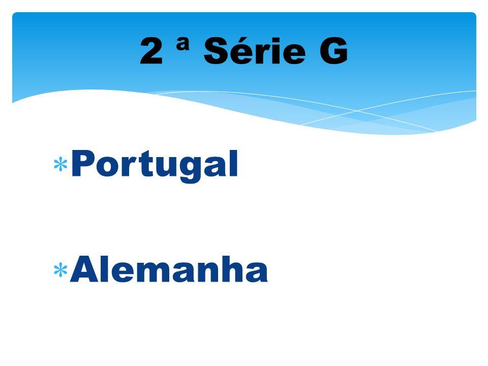 2 ª Série G Portugal Alemanha