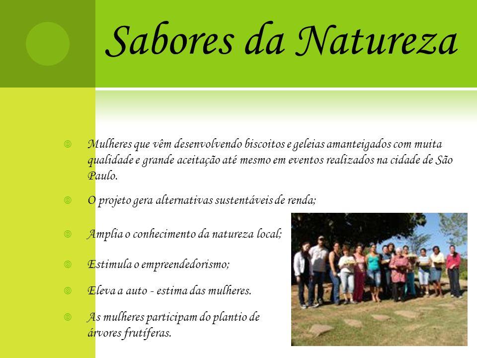 Sabores da Natureza