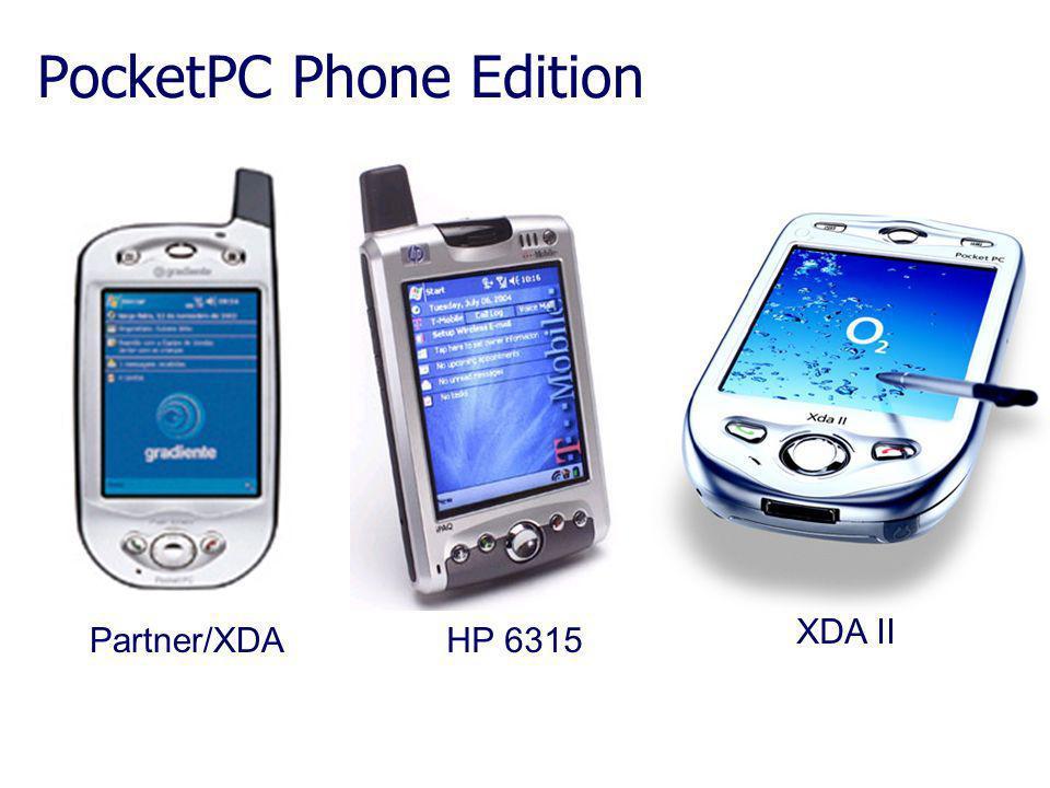 PocketPC Phone Edition
