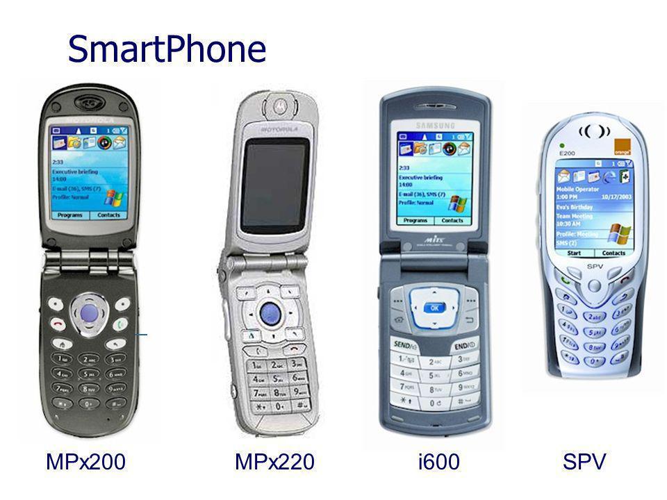 SmartPhone MPx200 MPx220 i600 SPV