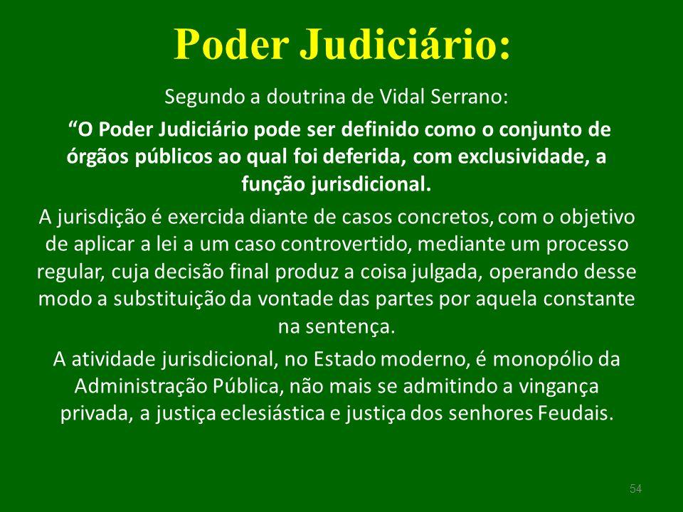 Poder Judiciário: