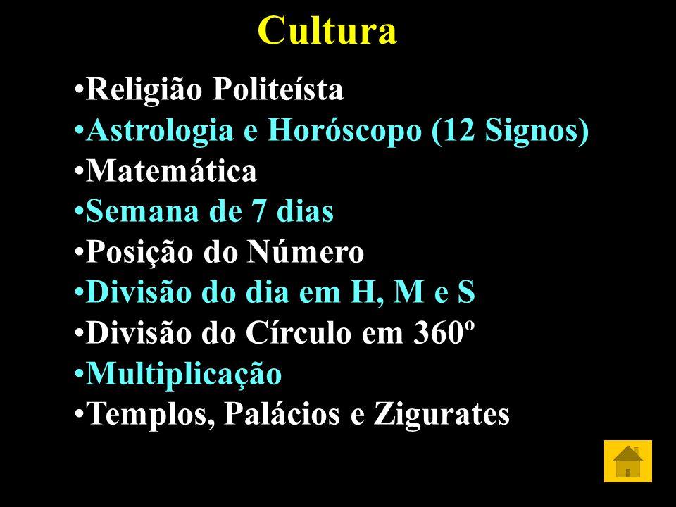 Cultura Religião Politeísta Astrologia e Horóscopo (12 Signos)