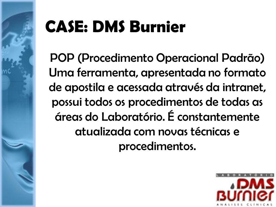 CASE: DMS Burnier