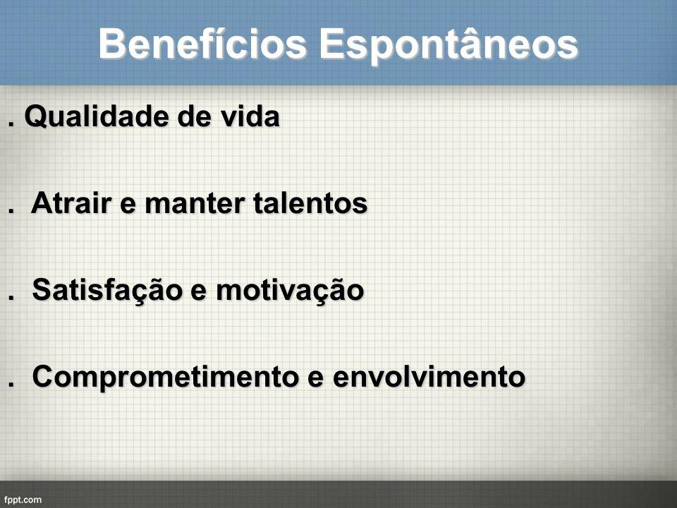 Benefícios Espontâneos