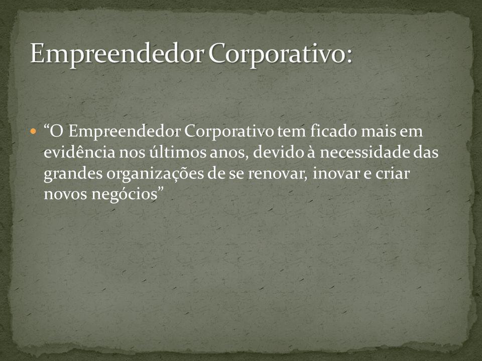Empreendedor Corporativo: