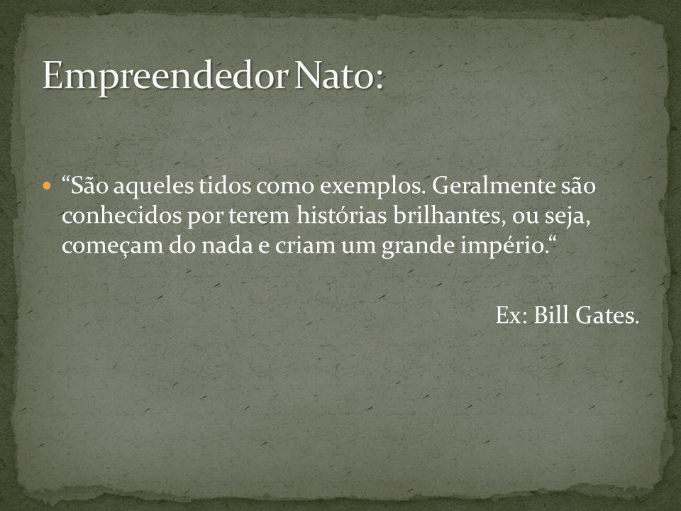 Empreendedor Nato: