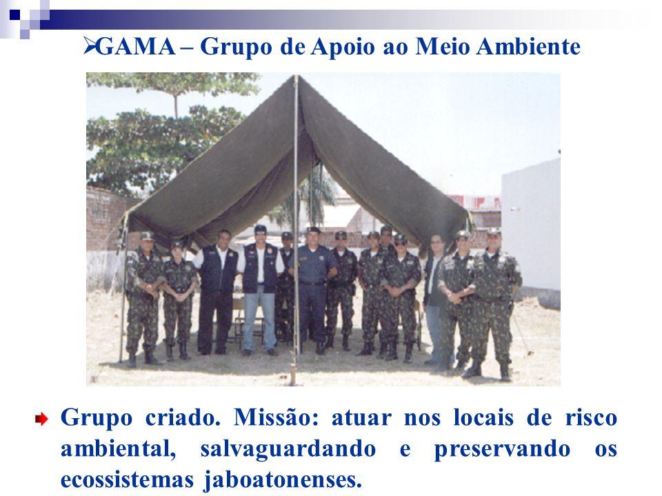 GAMA – Grupo de Apoio ao Meio Ambiente