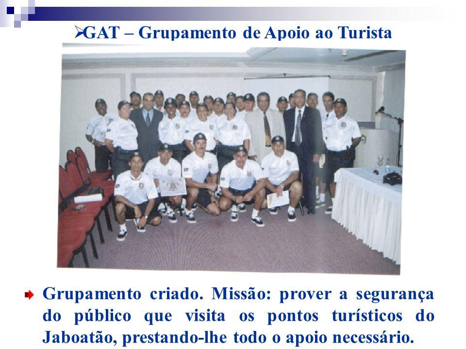 GAT – Grupamento de Apoio ao Turista