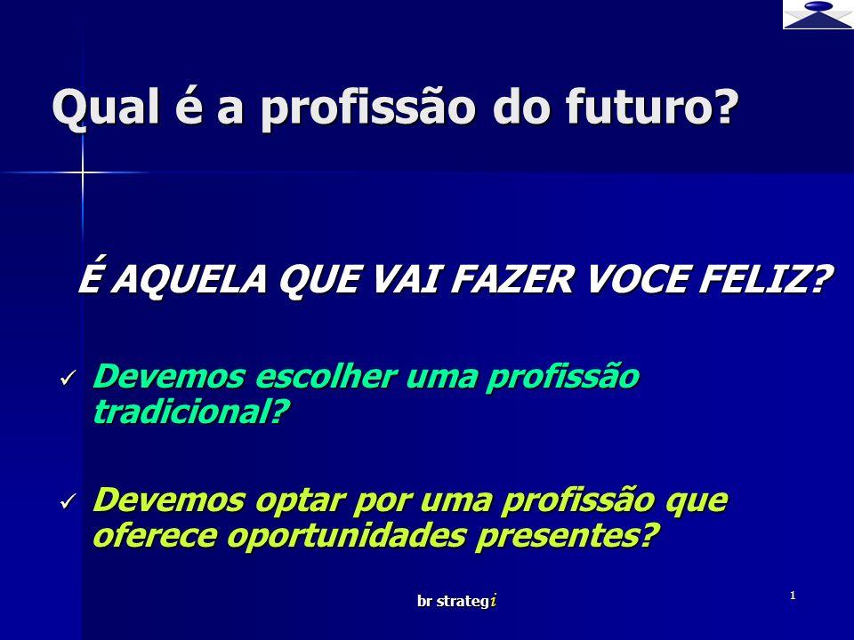 Qual é a profissão do futuro