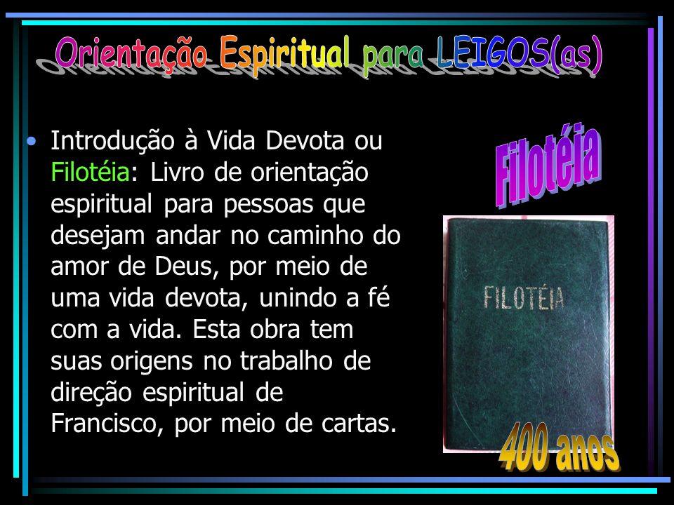 Orientação Espiritual para LEIGOS(as)