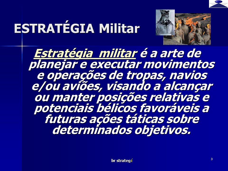 ESTRATÉGIA Militar
