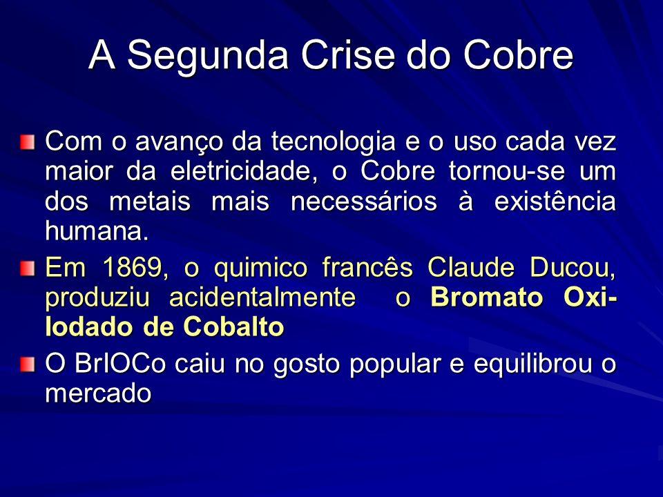 A Segunda Crise do Cobre