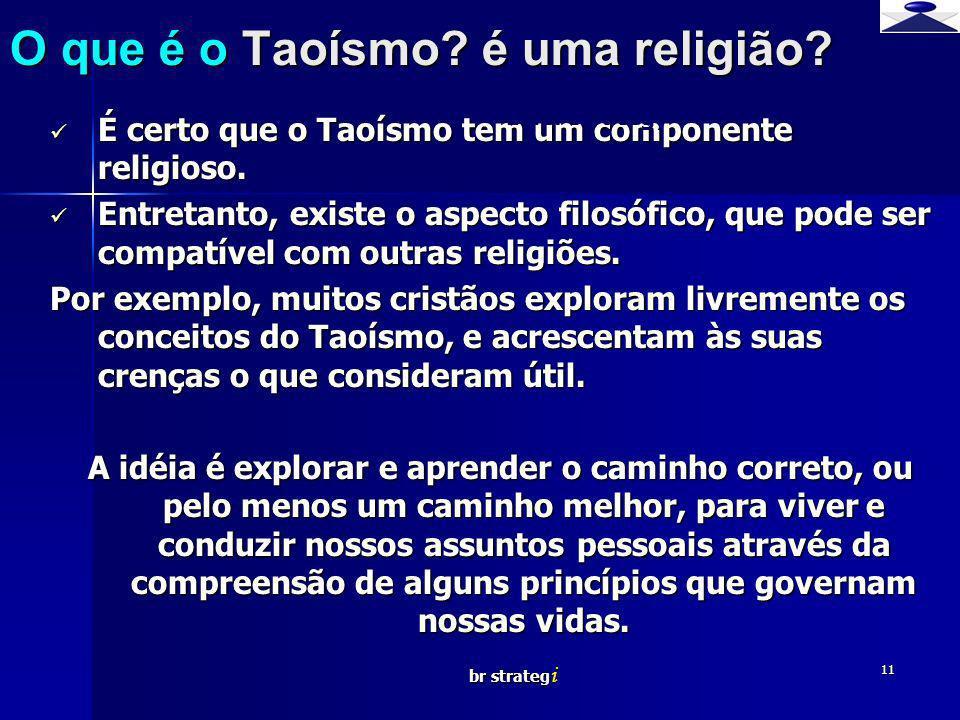 O que é o Taoísmo é uma religião