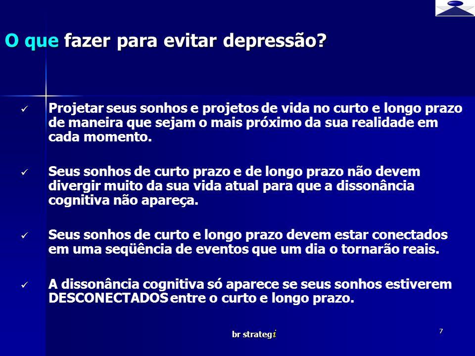 O que fazer para evitar depressão