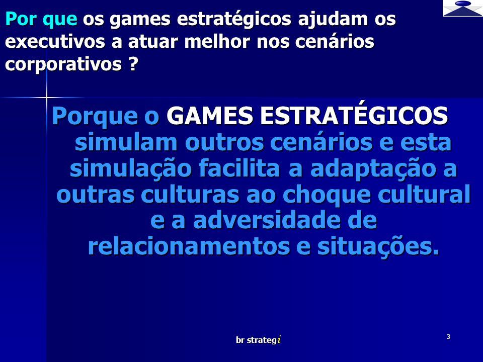 Por que os games estratégicos ajudam os executivos a atuar melhor nos cenários corporativos