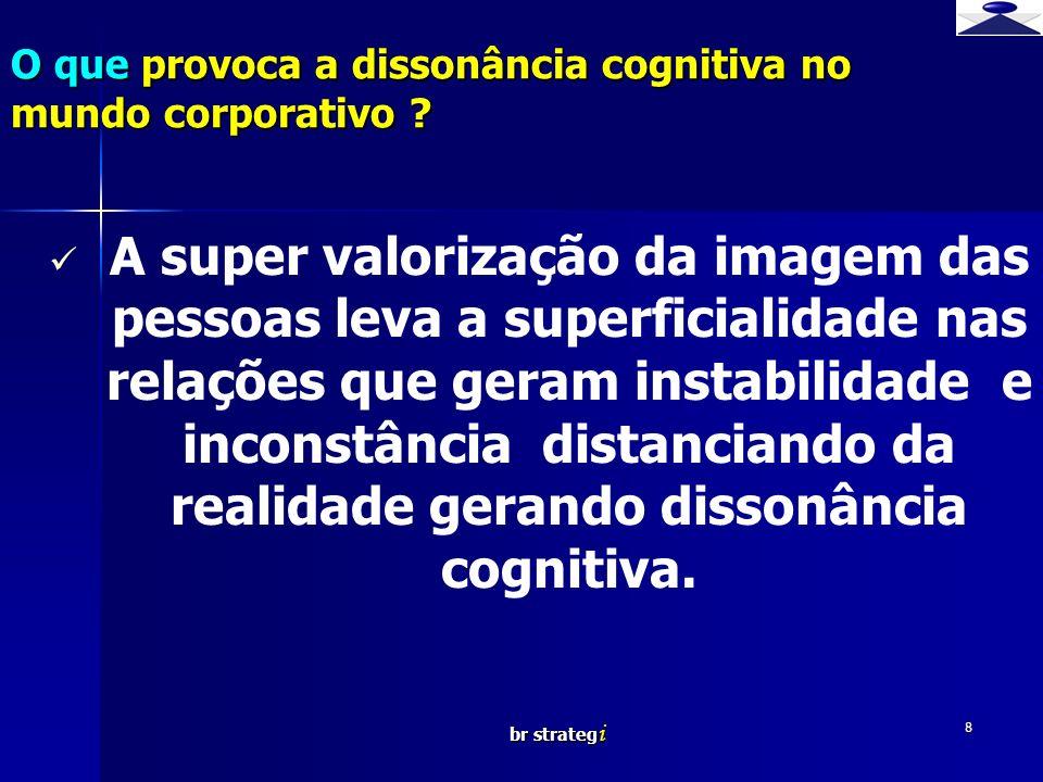 O que provoca a dissonância cognitiva no mundo corporativo