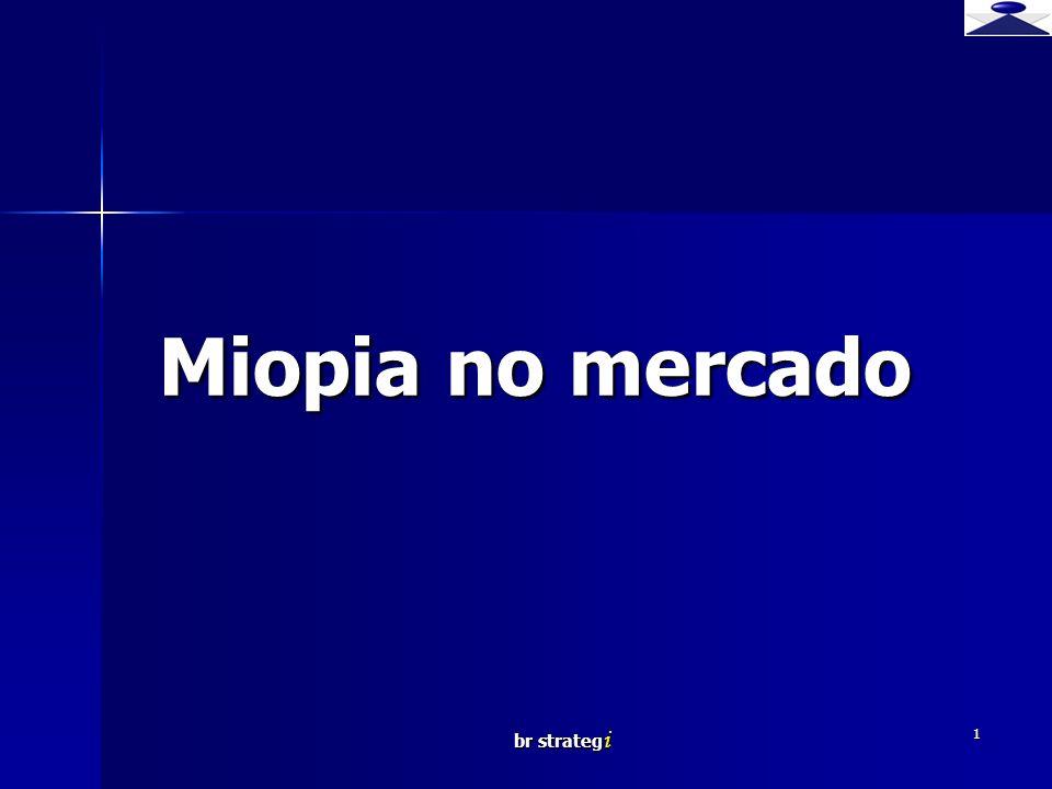 Brief strategy Miopia no mercado br strategi 3