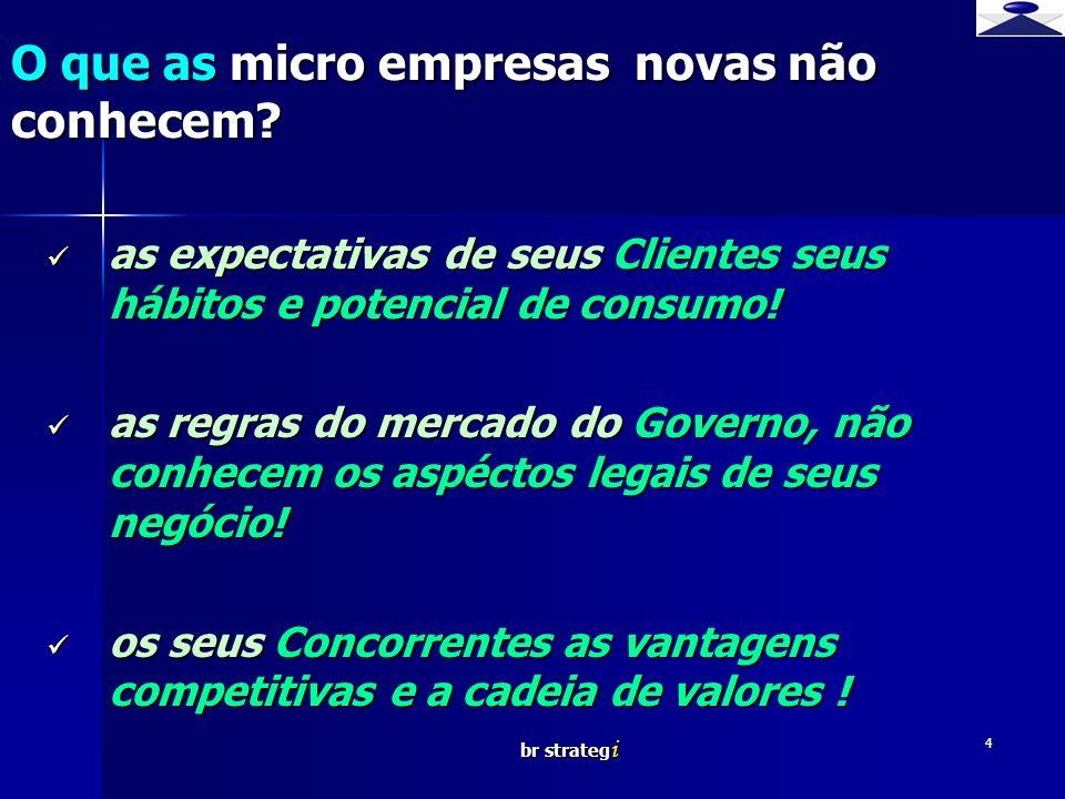 O que as micro empresas novas não conhecem