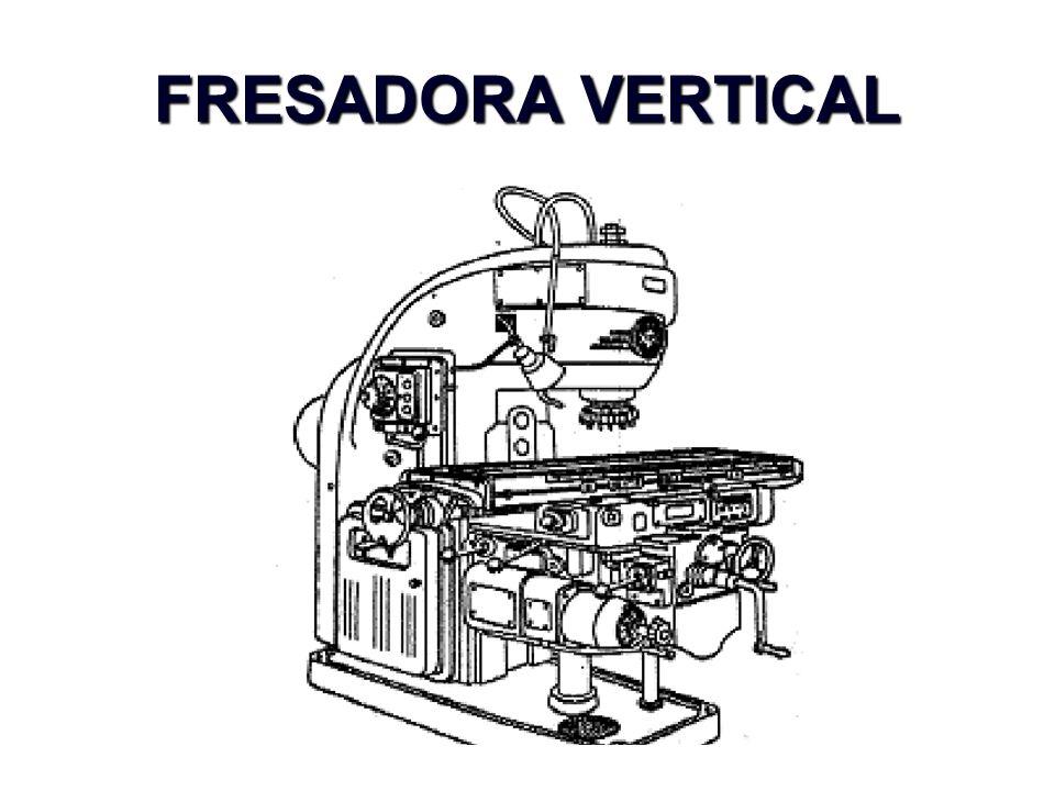 FRESADORA VERTICAL