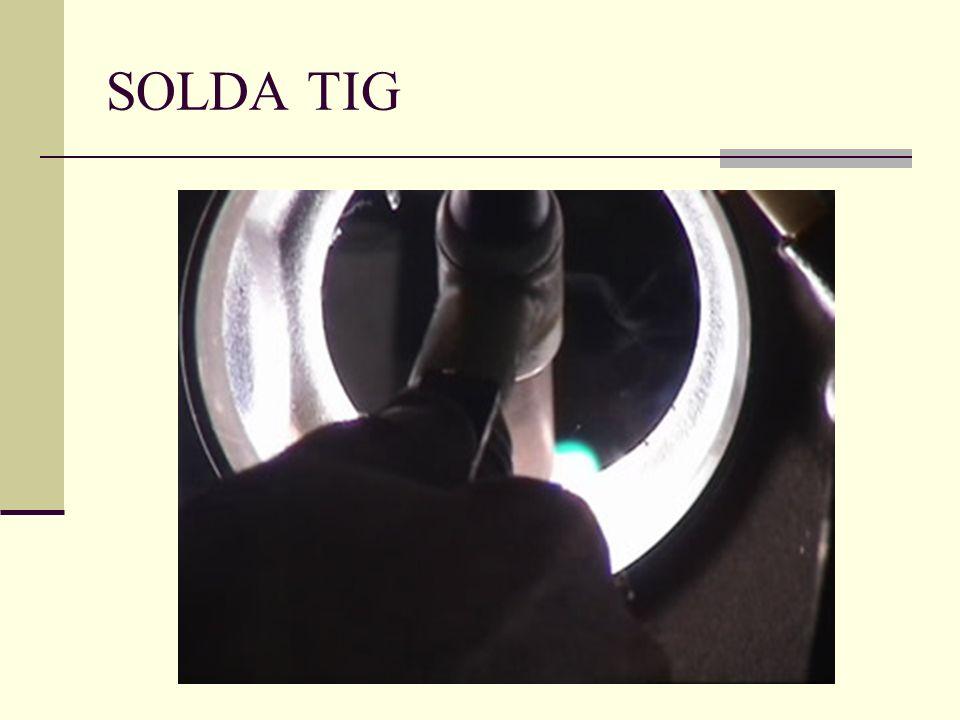 SOLDA TIG