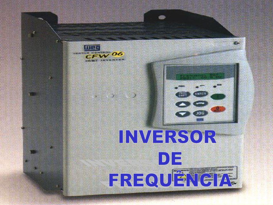 INVERSOR DE FREQUÊNCIA