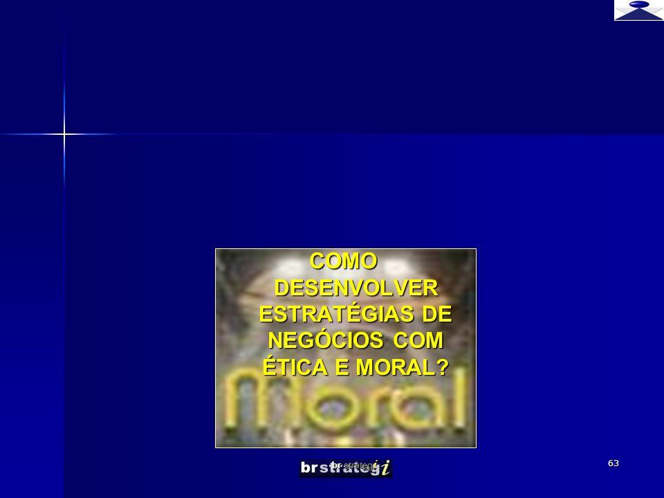 COMO DESENVOLVER ESTRATÉGIAS DE NEGÓCIOS COM ÉTICA E MORAL