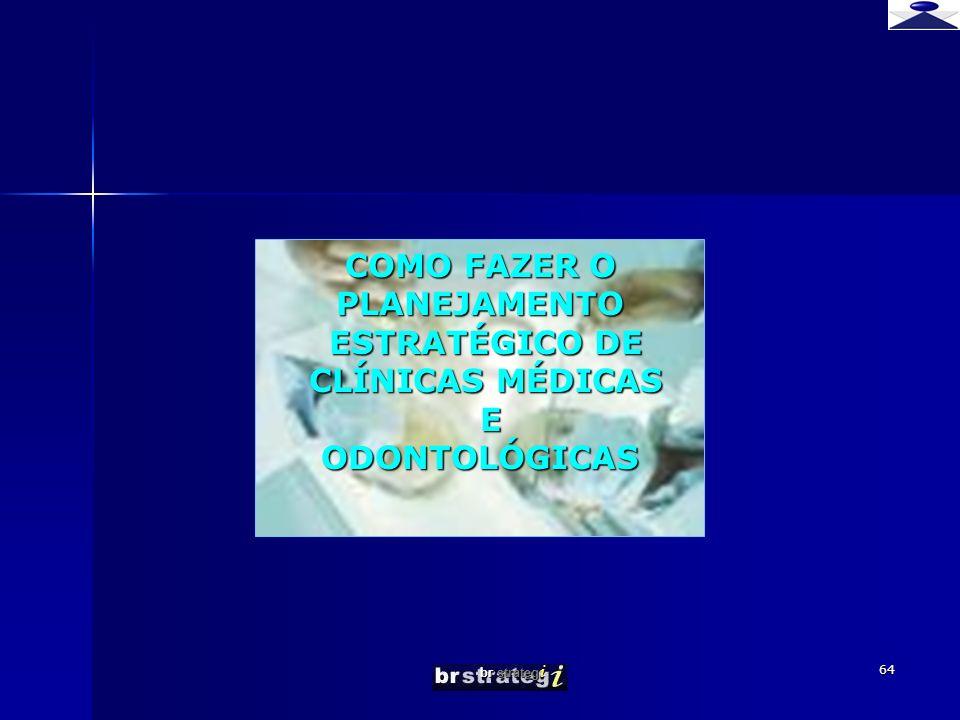 COMO FAZER O PLANEJAMENTO ESTRATÉGICO DE CLÍNICAS MÉDICAS E