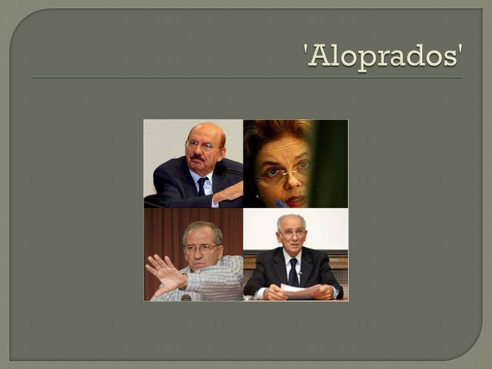Aloprados